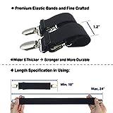 RayTour Bed Sheet Fasteners, Adjustable Mattress