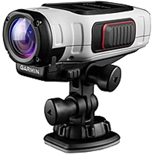 Garmin Ga 0100108810   Virb Elite  Mfg  010 01088 10  Compact  Portable  Automatic Camera With 1 4  Display  Gps  Wifi  Versatile Mounting  1080P Hd  And Waterproof Housing  Requires Micro Sd Card  Not Included