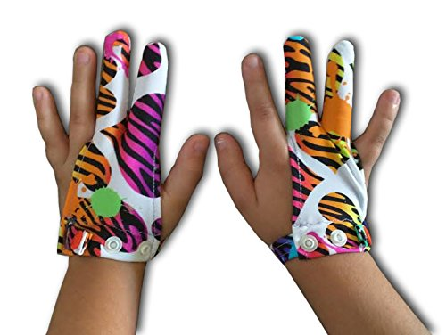 Stop Finger Sucking with Hearts & Stripes (Ages 4+ Years Old)