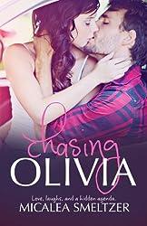 Chasing Olivia (Trace + Olivia Book 2)