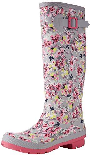 Print Joules Aluminium Welly Ditsy Women's Boot Rain Fqp0vqw