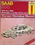 Saab Owners Workshop Manual: Models Covered, Us : Saab 900, 900 S, 900 Ems, 900 Gl, 900 Gle, 900 Gli and 900 Turbo, 2.0 Liter, Covers 3-,4- &5-Door M