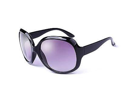 ZXY Gafas Redondas para Mujer con Montura Redonda. Lentes a ...