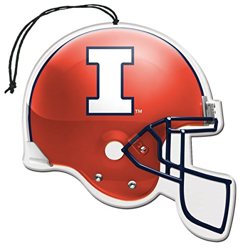 ProMark NCAA Illinois Fighting Illini Auto Air Freshener, ()
