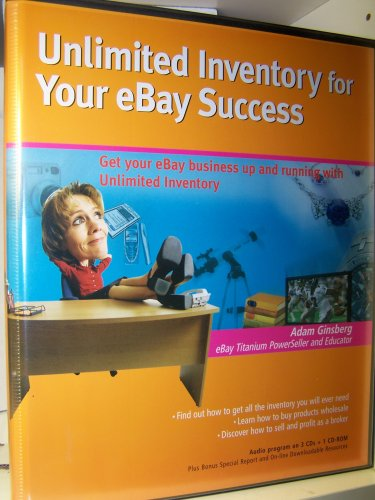 Price comparison product image Unlimited Inventory for Your eBay Success: Get your eBay business up and running with Unlimited Inventory