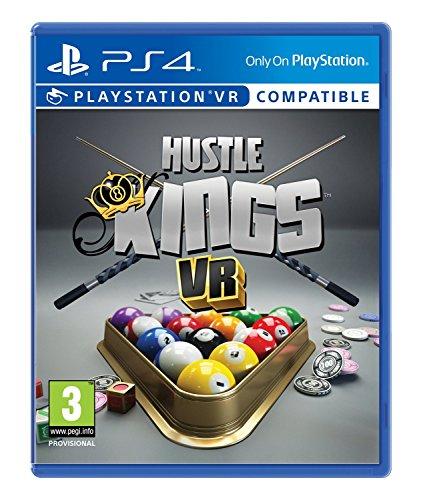 Hustle Kings VR PS4 PSVR