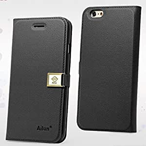 10pcs/lot Original Brand! Ailun Logo Lovely Luxury Wallet Stand Flip Leather Case for iphone 6 4.7 i6 Bag Cover Cute RCD04447 --- Color:mint