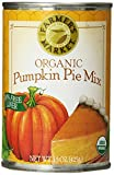 Farmer's Market Foods, Organic Canned Pumpkin Pie Mix, 15 oz