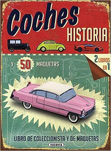 Coches, historia y 50 maquetas: Amazon.es: Simon Heptinstall ...