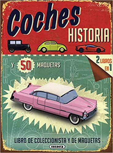 Coches, historia y 50 maquetas: SIMON HEPTINSTALL ...