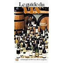Guide du vin 1982 -le