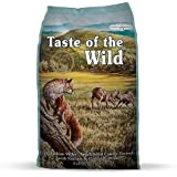 Taste of the Wild, Appalachian Valley Small Breed Canine Formula with Venison & Garbanzo Beans