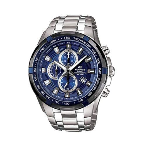 Casio EF-539D-2AV Edifice Stainless Steel Chronograph Tachymeter Sport Watch
