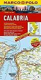 MARCO POLO Karten 1:200.000: MARCO POLO Karte Kalabrien