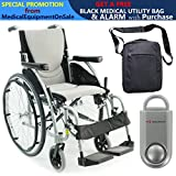 Karman Healthcare Lightweight Wheelchair With Leg Rests - Best Reviews Guide