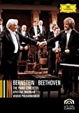 BERNSTEIN / WP - PIANO CONCERTOS,THE-2 DVD