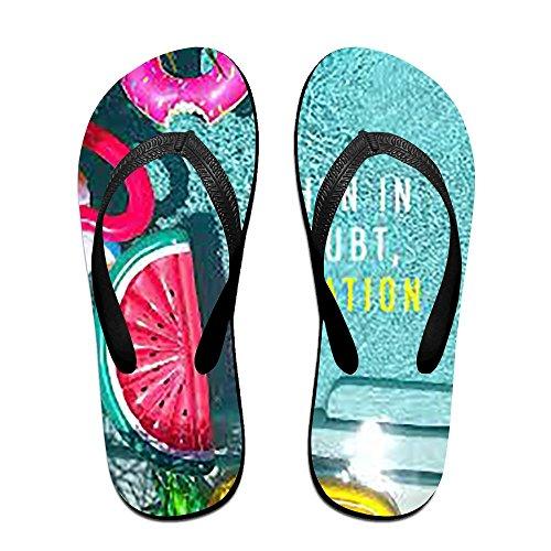 Black Women Slim Thong Kids Casual Sandal Summer Beach Men Footwear Outdoor Slipper Vacation Flop For Flip zw76qXZq
