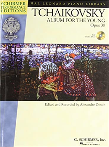 Album for the Young Piano Solo With companion recorded performances online
