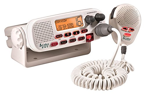 Cobra Electronics MR F55-D Class-D Fixed Mount VHF Radio