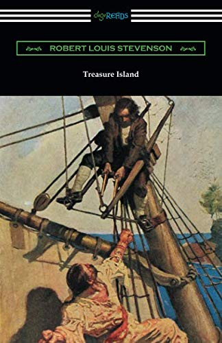 Treasure Island: (Illustrated by N. C. Wyeth) for sale  Delivered anywhere in USA