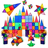 PicassoTiles 100 Piece Set 100pcs Magnet Building