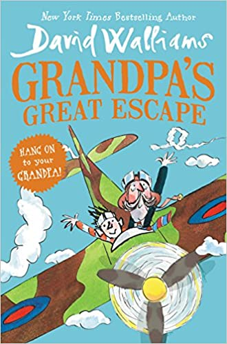 grandpa s great escape david walliams tony ross 9780062560896
