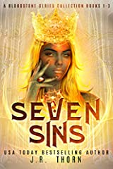 "This is the complete trilogy ""Seven Sins"" ready to be devoured                                              Book 1: Succubus Sins                                              I'm about to make the seven deadly sins my bitch   ..."