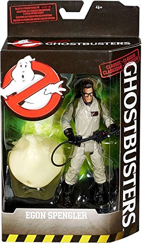 "Mattel Ghostbusters Egon Spengler 6"" Action Figure"