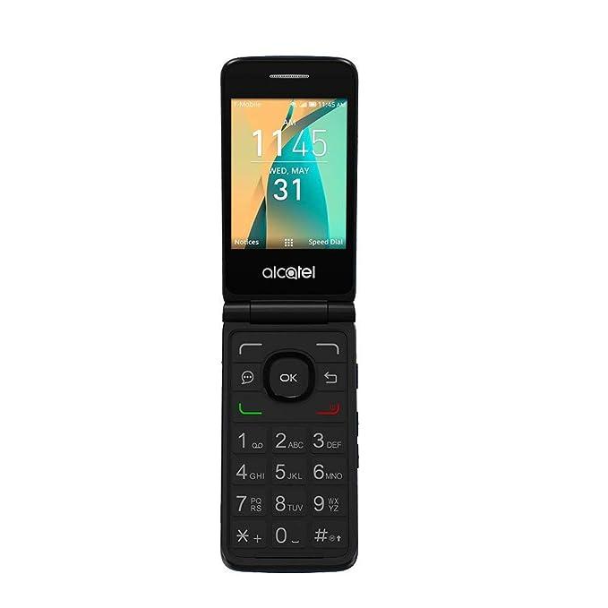 Amazon.com: Alcatel Cingular Flip 2 4G LTE FlipPhone ...