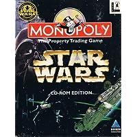 Star Wars Monopoly (PC CD)
