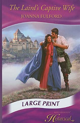 book cover of The Laird\'s Captive Wife
