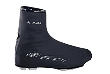 Vaude Shoecover Wet Light III Überschuh, Black, 44-46