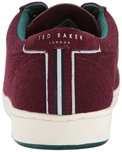 Ted Baker Men's minem 3 Sneaker Dark Red from china free shipping bN2YL