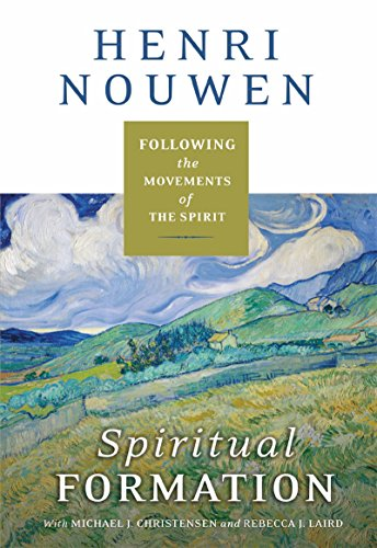 Spiritual Formation: Following the Movements of the Spirit cover