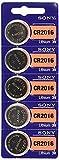 10pcs Sony CR2016 3V Lithium Cell Battery (Bulk Pack)