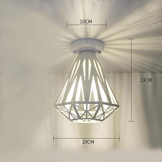 WSYYWD Lámpara de techo Lámpara de techo Lámpara de decoración de ...
