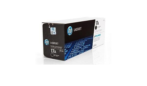 Toner original para HP Laserjet Pro Ultra M 134 a HP 17 a, 17 ABK ...