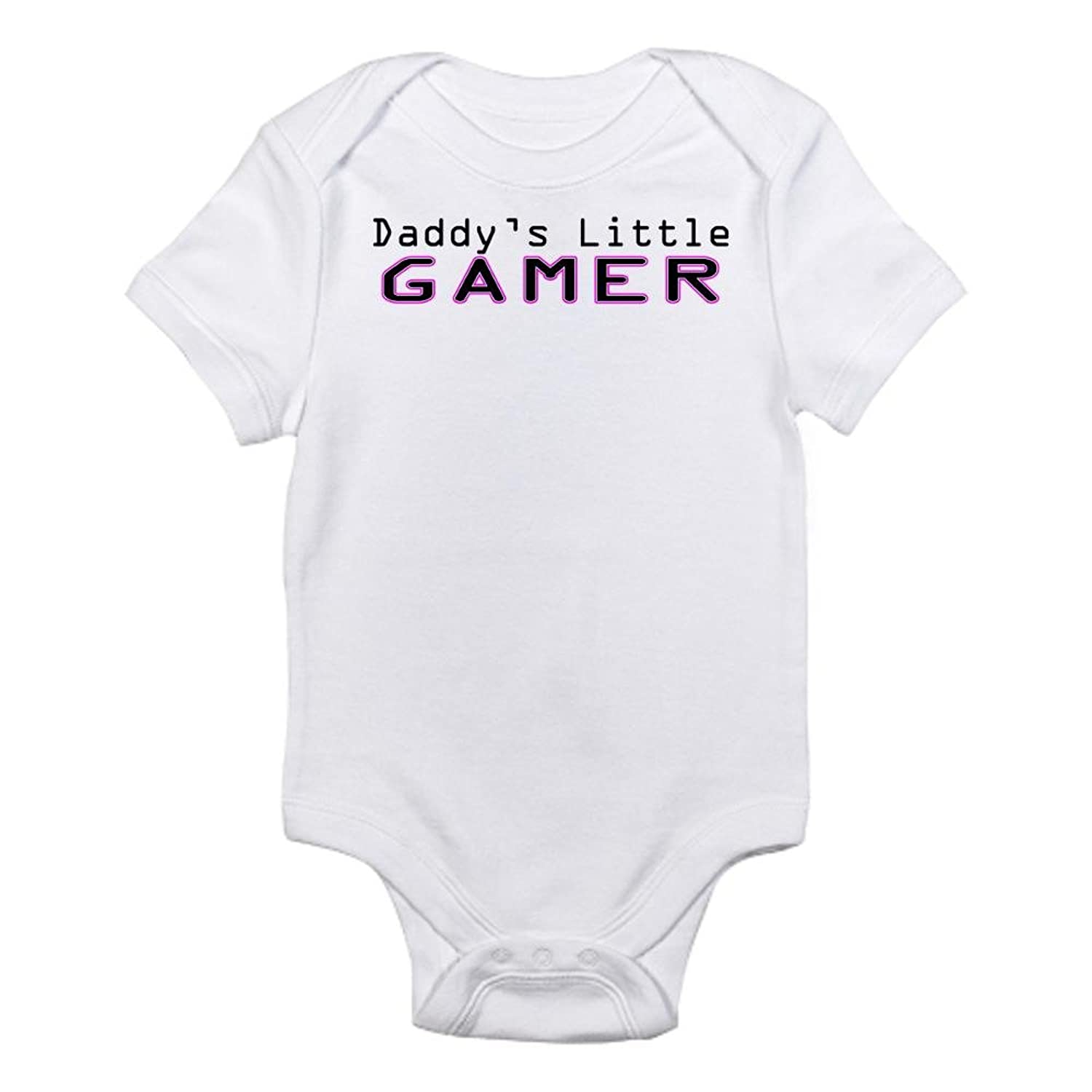 Amazon CafePress Daddy s Little Gamer Infant Bodysuit Cute