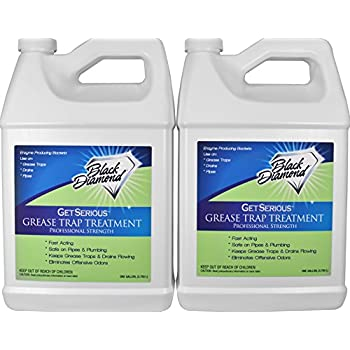 Amazon Com Get Serious Grease Trap Treatment Commercial