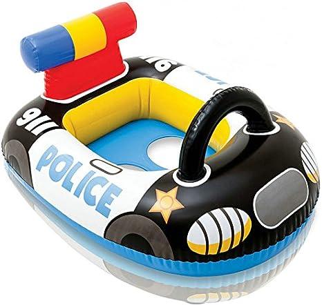 Queta Asiento hinchable para bebé, flotador hinchable, barco de ...