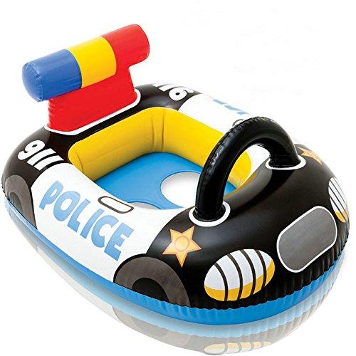 Queta Asiento hinchable para bebé, flotador hinchable, barco ...