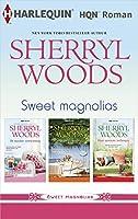 Sweet Magnolias (3-in-1) (HQN Roman)