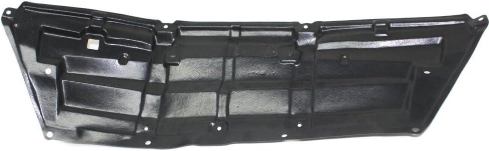 W//Hybrid Model Engine Splash Shield Compatible with Toyota Highlander 08-10 Under Cover Front 3.5L Eng