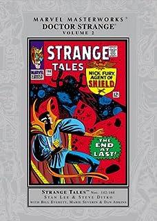 Amazon com: Marvel Masterworks: Doctor Strange Volume 1 (New