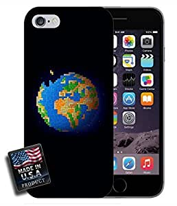 Puzzle Pieces World Earth Space Design iPhone 6 Hard Case
