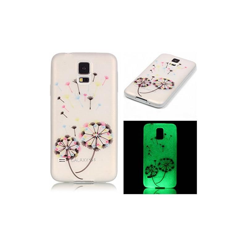 Galaxy S5 Case,TIPFLY Pretty Colorful Da