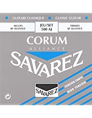 Savarez 500AJ Alliance Corum Classical Guitar String Set