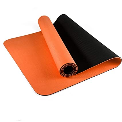 Amazon.com : YEXIN Premium Non-Slip Eco-Friendly Yoga Mat ...