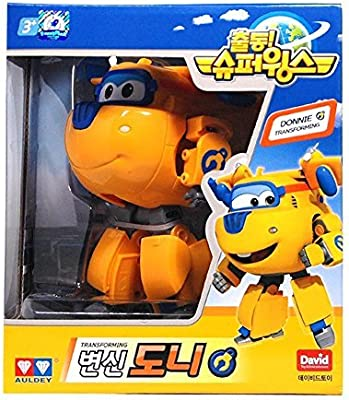 Auldey Super Wings Transforming planes series animation Ship from Korea SportsMarket SG/_B00O7US93O/_US Donnie
