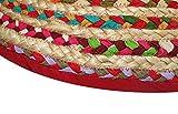 COTTON CRAFT - Jute & Cotton Multi Chindi Braid